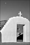 Church in  Pueblo, Taos