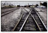 Rail yard,  Ponca City