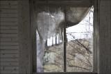 Church window, Burbank, OK