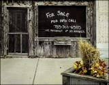 Casual Advertisement,  Florence Kansas