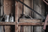 Still Life,  Old Cowtown Museum