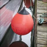 Fishing Net Float /Fender Usage, La Push