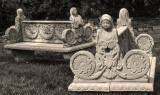 Statuary Benches