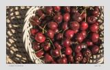 A Bowl of Sunlit Cherries