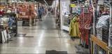 Flea Market Aisle