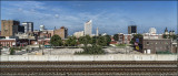 Panorama of Downtown Wichita