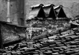 Chimney,  France,  1971