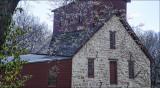 Mill Detail at Oxford, Kansas