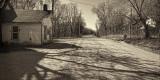 Deserted Neighborhood Alongside The  Mill