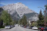 Residential Street,  Banff