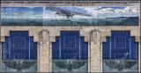 Municipal Airport Mural