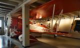 Stearman Built Plane for Texaco