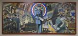 1930's Mural