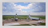 Wichita Aviation Museum Display