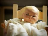 Slightly Frightening Baby