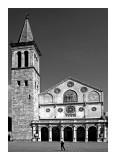 Spoleto's  Cathedral of Maria Assunta (1227)