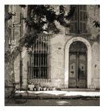 House front, France 1955