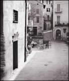 Piazza in Montone,  Italy