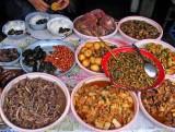 Food stall, Cao Bang