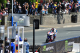 NEW! ... 2015 Isle of Man, June 10  SuperSport Race2, Sidecars Race 2 - Grandstand - Gallery 4