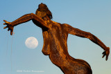 Bliss Dancing with the Moon