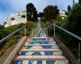 Moraga Stairs