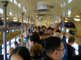 Riding SF Historical Streetcar
