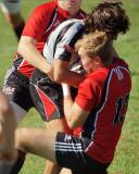 St Lawrence vs Seneca M-Rugby 09-28-13