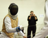 Queen's Fencing Invitational 10-27-13