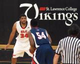 St Lawrence vs Loyalist M-Basketball 11-13-13
