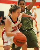 St Lawrence vs Centennial W-Basketball 11-30-13