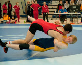 Queen's Wrestling Junior Championship 01-25-14