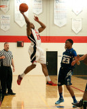 St Lawrence vs George Brown M-Basketball 01-24-14