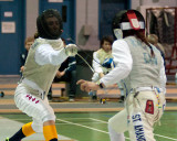 Queen's Women's OUA Fencing 02-08-14