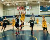 Queen's vs Toronto W-Basketball  02-22-14