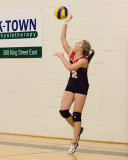 St Lawrence  Championship W-Volleyball 04-06-14