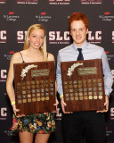 StLawrence College Athletic Awards Banquet 04-11-14