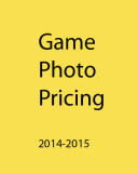 Game Photo Pricing