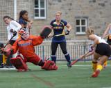 Queen's vs Waterloo Field Hockey 10-24-15
