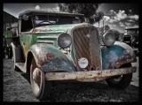 Rusted but still runs