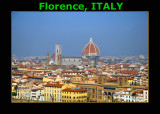 2013 - Mediterranean Cruise - ITALY - Florence - June 14