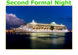 2013 - Mediterranean Cruise - Second Formal Night - June 16