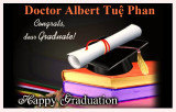 2015 - Albert Tuệ Phan's Graduation - May 29, 2015