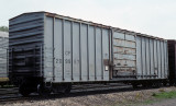 Cannon FC-4017 MILW 8 Panel PC&F 50ft Box Car