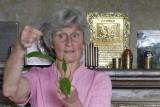 Kiambethu Farm owner Fiona Vernon explains the fine art of picking tea