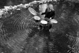 DRUM AND WATER