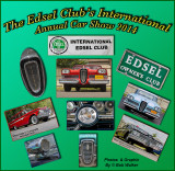 Edsel International Club's Annual Car Show At The Ramada Inn In Gang Mills, New York
