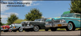 Edsel's In A Row