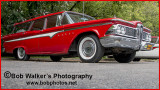 1959 Edsel Red Station Wagon From New York State