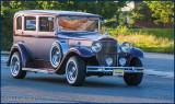 A Vintage Car Of Beauty